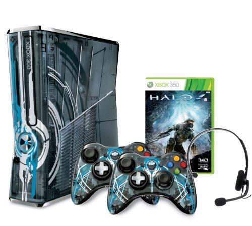 Xbox 360 S 320 GB Halo 4 Bundle (Limitierte Edition), gebraucht gebraucht kaufen  Wird an jeden Ort in Deutschland
