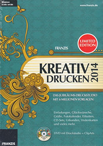 KREATIV DRUCKEN 2014 Limited Edition