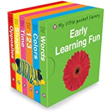 My Little Pocket Library: Early Learning Fun