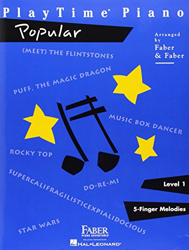 Playtime Piano Popular: Level 1 (Play Time Popular)