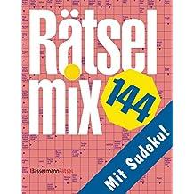 Rätselmix 144 (5 Exemplare à 2,99 €)