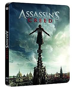 Assassins Creed (Steelbook) (Blu-ray 3D & Blu-ray) (2-Disc)