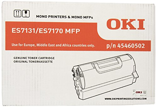 OKI – OKI P/n45460502 ES7131 ES7170 MFP (1 Ink Cartridges)