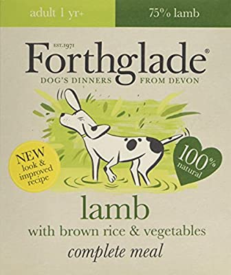 Forthglade 100% Natural Complete Meal 395g (18 Pack) from Forthglade