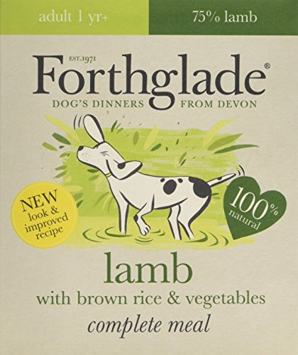 Forthglade 100% Natural Complete Meal 395g (18 Pack)