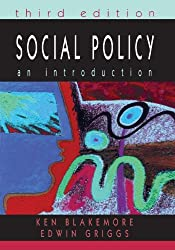 Social Policy: An Introduction: An Introduction