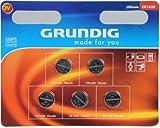 Grundig CR1620 Knopfzellen-Batterie (5-er Pack)