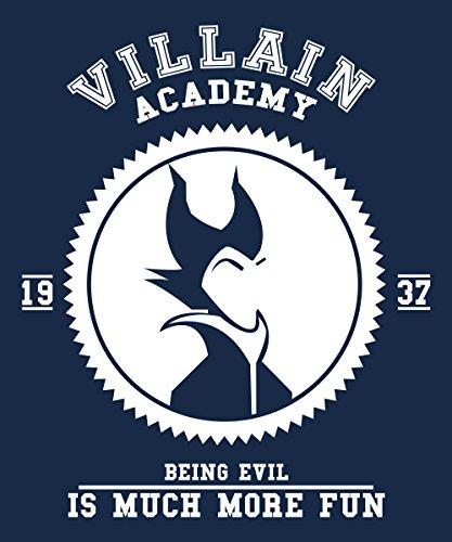 -- Villain Academy -- Boys Kapuzenpullover Navy