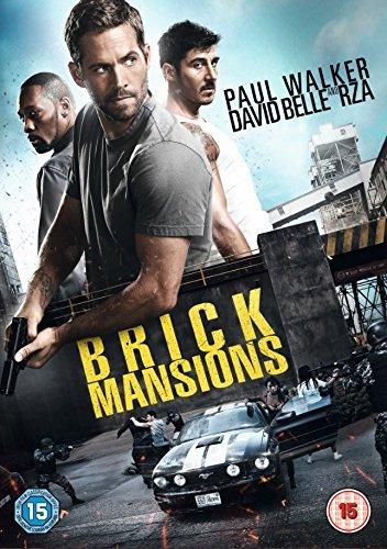 Brick Mansions [DVD] by Paul Walker
