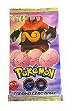 VIP Pokemon Go Booster 8 Cards All New Pokeemon Cards Go for kids (Random pack & non licensed)