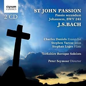 J.S.Bach: Passio secundum Johannem, St John Passion, BWV 245
