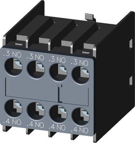 TOP SHOP Siemens Bloqueo de contacto interruptor para circuitos auxiliares, motor y...