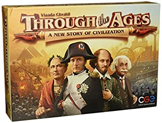 Through the Ages - A New Story of Civilization - Brettspiel ENGLISCH (B0189GVT5Q)   Amazon Products