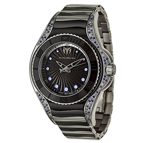 Technomarine Blue Manta Femme montre à quartz pour 213005