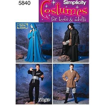 Simplicity 5840 Patron pour crochet