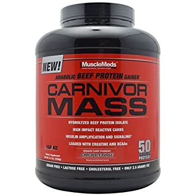 Muscle Meds Carnivor Mass Weight Loss Supplement from Muscle Meds