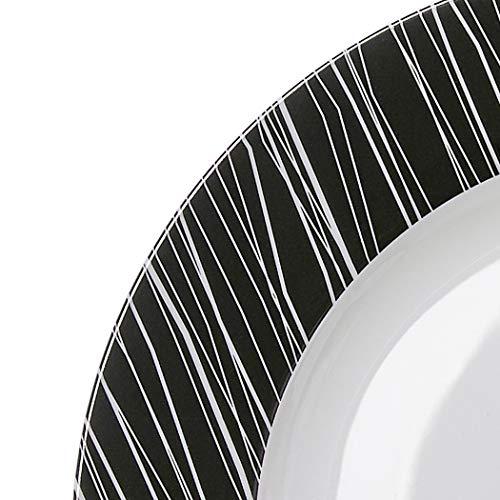 Zoom IMG-1 amazonbasics servizio di piatti per