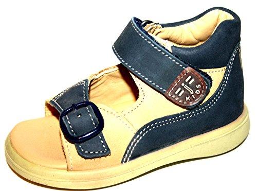 Jela - Chaussures d'Enfants Unisexe 51.092.33 Sandales de Outdoor Beige (sable/océan)
