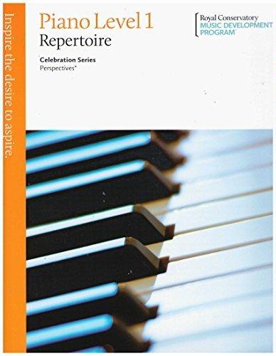 Piano Level 1: Repertoire (Celebration Series) (2012-06-30)