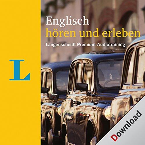 Buchseite und Rezensionen zu 'Englisch hören und erleben (Langenscheidt Premium-Audiotraining)' von Lutz Walther