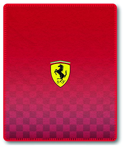 ferrari-123-x-150-cm-100-percent-polyester-fleece-blanket-red