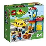 LEGO Duplo 10871 - Flughafen, Ideales Spielzeug für Kinder im Alter von 2 bis 5 Jahren Test