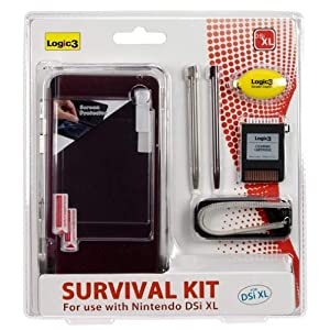 DSi XL Survival Kit Logic3