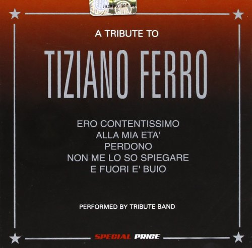 A Tribute to Tiziano Ferro