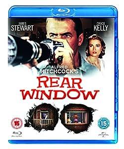 Rear Window [Blu-ray] [1954] [Region Free]