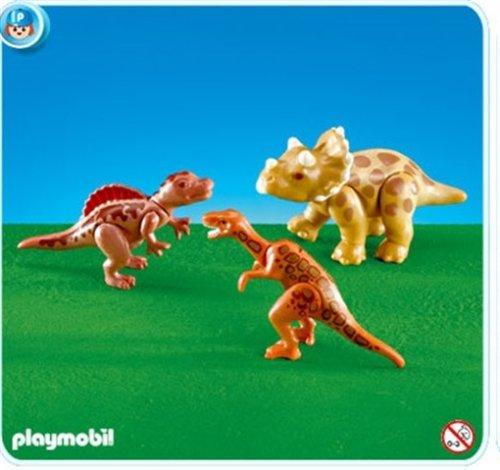 PLAYMOBIL 7368 - 3 bébés dinosaures