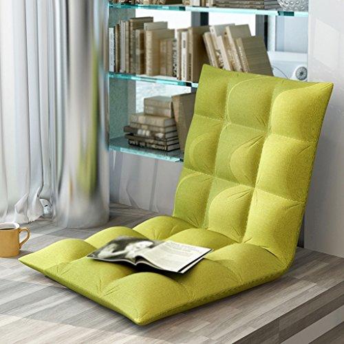 Pliable Simple Petit Canapé Paresseux Canapé Lit Dossier Chaise Balcon Pliant Coussin Canapé Chaise (Couleur : A)