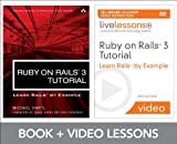 Ruby on Rails 3 Tutorial LiveLessons Bundle: Learn Rails by Example by Michael Hartl (2011-02-10)