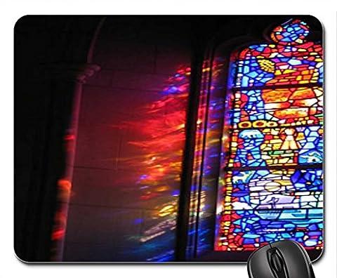 God's Light Tapis de souris tapis de souris (Mouse Pad) religieuses