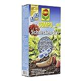 COMPO Schnecken-frei, Streugranulat gegen Nacktschnecken, 2x200 g