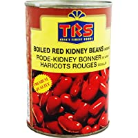 TRS Red Kidney Beans Canned 400 g alubias rojas riñón en lata