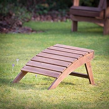 Tables Mobilier de jardin Adirondack Repose-pieds pliant en ...
