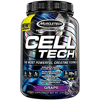 Cell-Tech Performance Series 3lb (1360g) by PREMIUM SUPPLEMENTS - USD