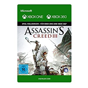 Assassin's Creed III | Xbox One/360 – Download Code