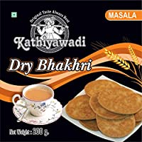 Kathiyawadi Dry Bhakhri Masala - 200gx2Pkts
