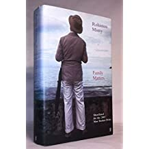 By Rohinton Mistry Family Matters : A Novel [Hardcover]