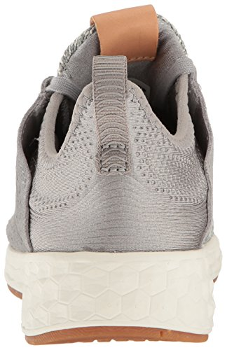 New Balance Fresh Foam Cruz, Scarpe Sportive Indoor Donna Grigio (Grey/white)