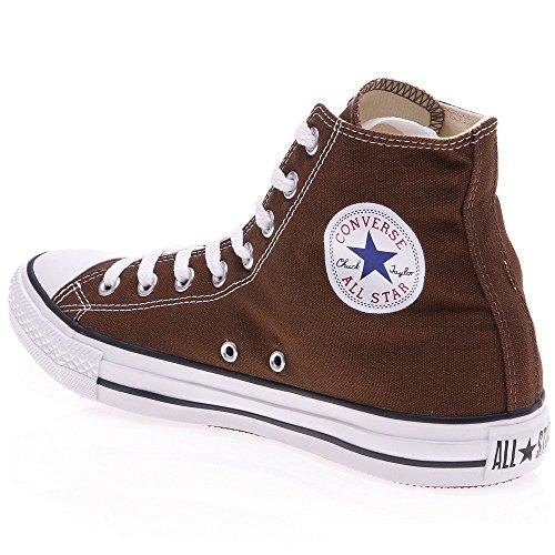 Converse Men'S Chuck Taylor All Star Sp Hi Casual Shoes Canvas, Brown, 4 M US