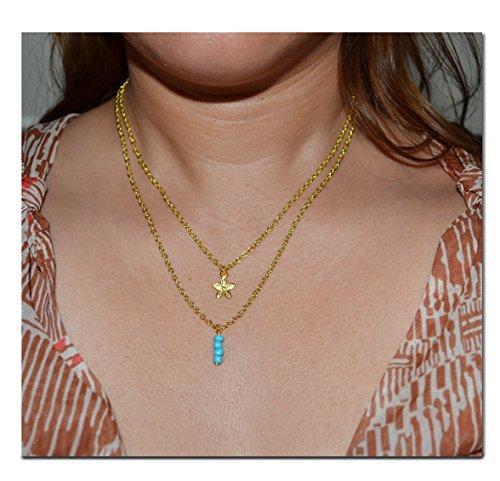 dainty-doble-capa-collar-estrella-flor-y-perlas-de-ceilan-dorado