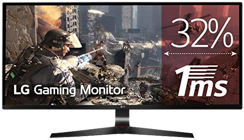 LG 34UM69G-B - Monitor Gaming UltraWide FHD de 86