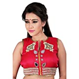 Araja Fashion Red Color Hand Work with M...