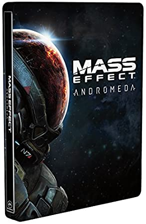 Mass Effect: Andromeda- Steelbook Case (Exclusive to Amazon.co.uk) - [No Game Included]