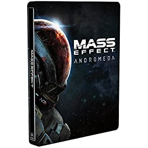 Mass Effect: Andromeda – Steelbook Edition (exkl. bei Amazon.de) – [enthält kein Game]