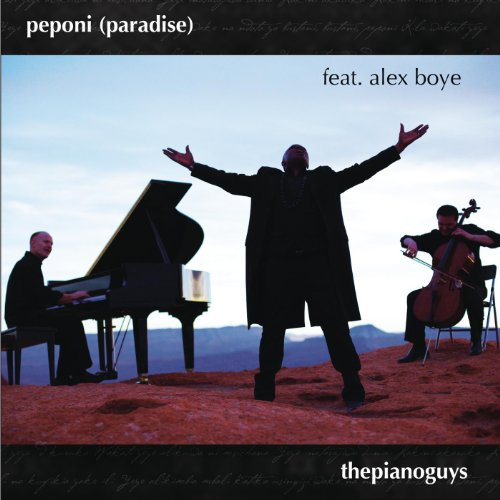 Peponi (Paradise) [Arr. for Voice, Cello & Orchestra]