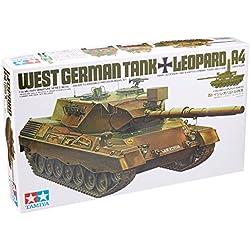 Tamiya - Maqueta de Tanque Escala 1:35 (300035112)