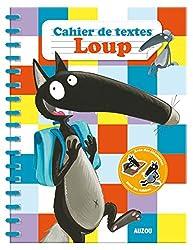 Cahier de textes du Loup 2018-2019